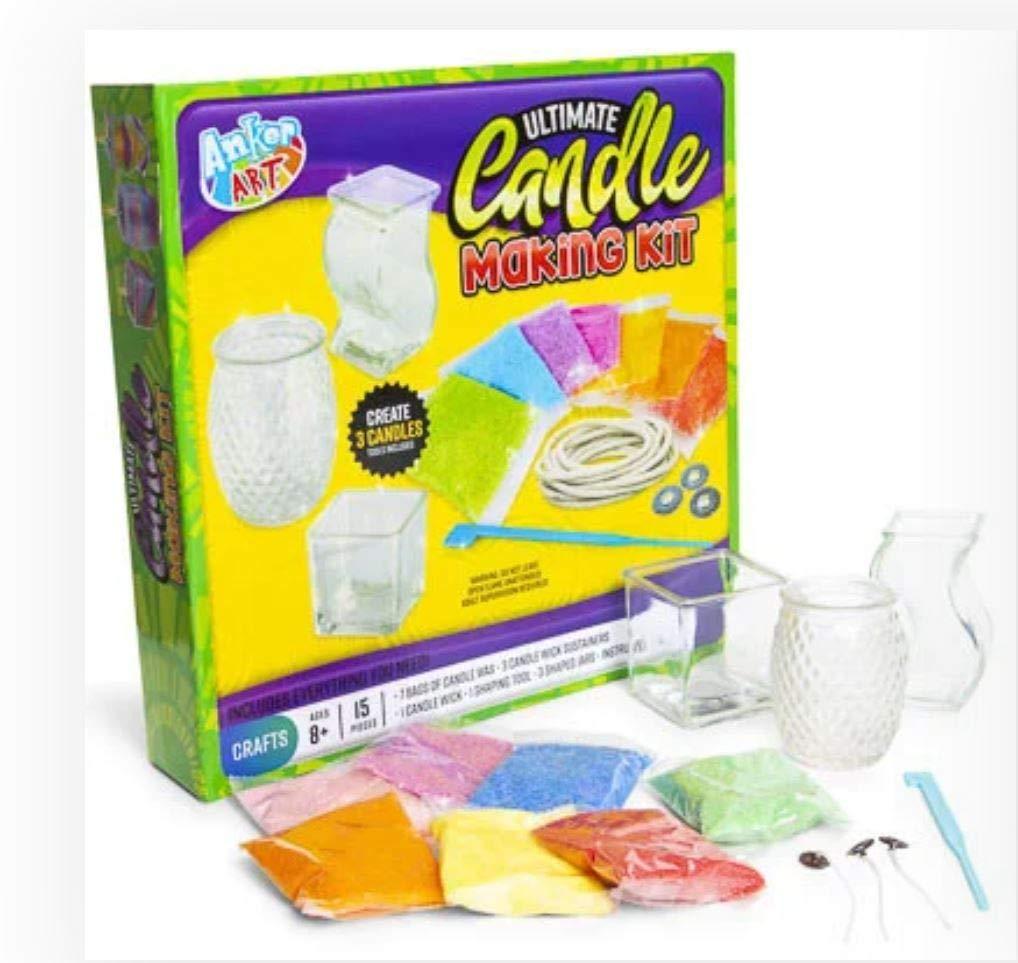 Ultimate Candle Making Kit