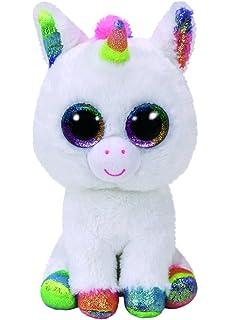 Amazon.com  Ty Beanie Boo Fantasia The Colorful Unicorn 10