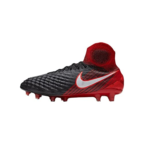 NIKE BOTA DE FUTBOL MAGISTA OBRA II FG ICE FIRE 8: Amazon.es ...