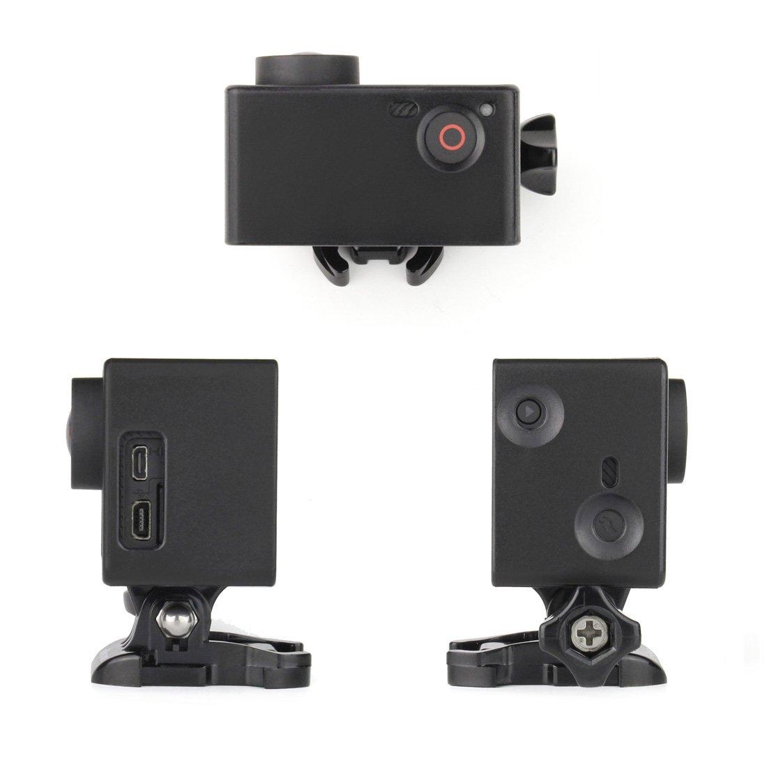 Soonsun Carcasa de montaje para cámara GoPro Hero 3, 3+, 4, 5 y 6