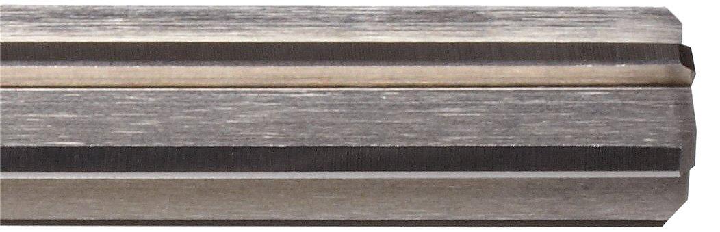 Alvord Polk 127-0 High-Speed Steel Chucking Reamer Round Shank Straight Flute Decimal Size: 0.0290 Uncoated Finish