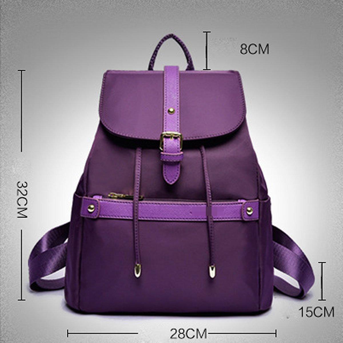 Nylon Nylon Nylon Komfort Damen Atmungsaktiv Wasserdicht Umwelt- Wearable Rucksack Handtasche B074CY928W Rucksackhandtaschen Empfohlen heute d36083