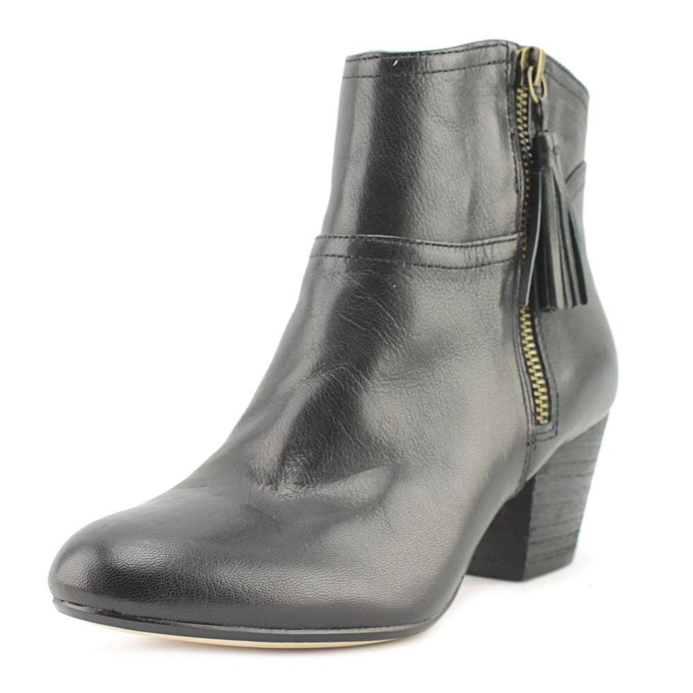 Easy Spirit Frauen Hannigan Pumps rund Leder Fashion Stiefel