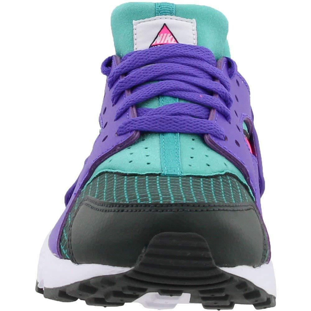 6 BQ7096-300 Size Nike Huarache Run Now Little Kids Style