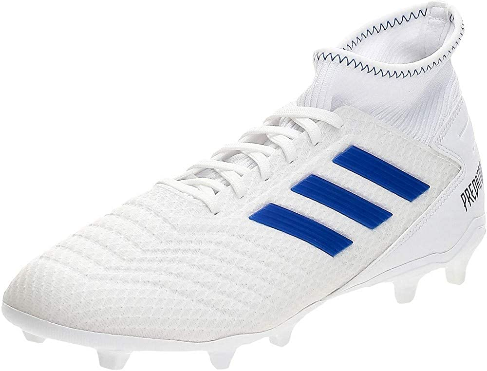 Faceta Vaca Quinto  Buy Adidas 19.3 Fg Ftwwht/Boblue Football Shoes - 8 UK (42 EU) (8.5 US)  (BB9333) at Amazon.in