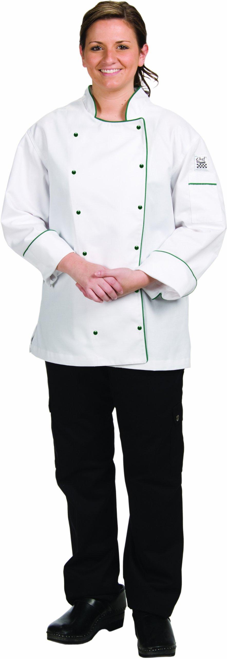 Chef-Tex Ladies Brigade Jacket
