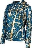 Girls' Washington Air National Guard Military Distressed Hoodie Sweatshirt