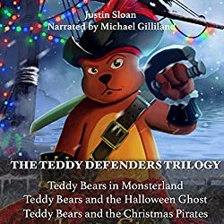 The Teddy Defenders Trilogy
