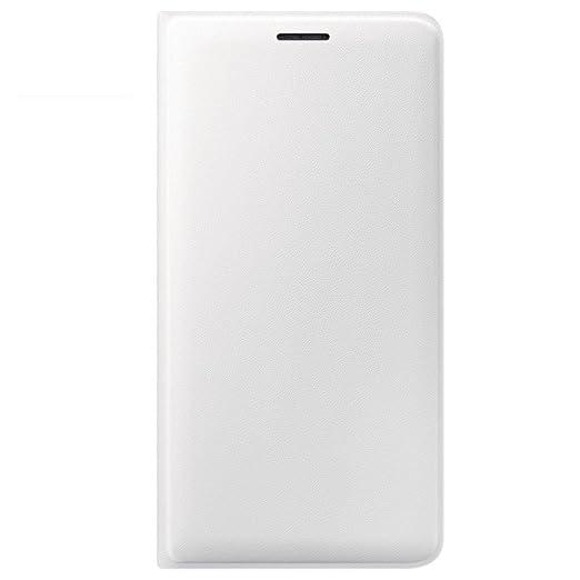 192 opinioni per Samsung BT-EFWJ320PWEW Flip Cover Galaxy, Bianco