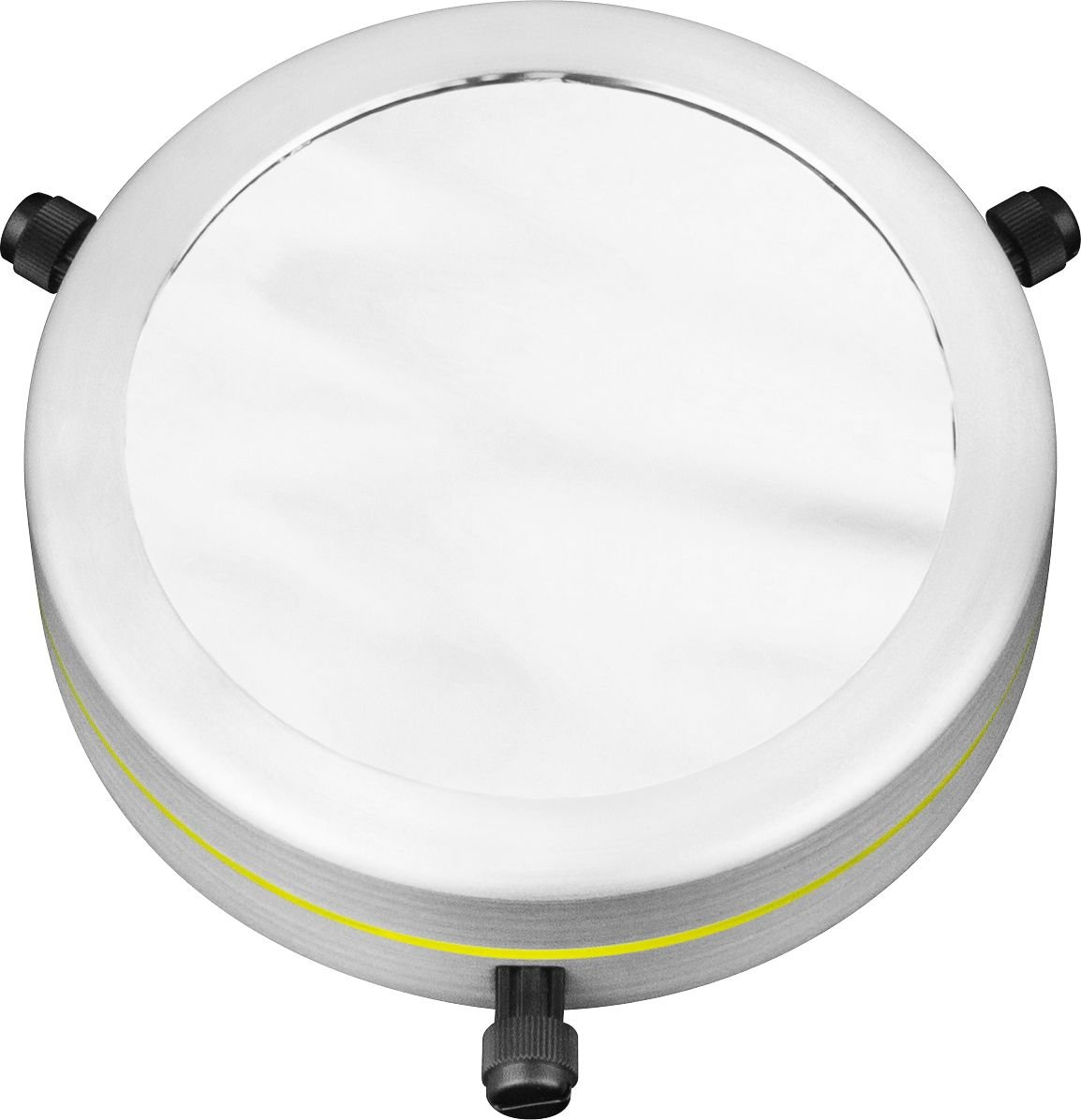 Orion 07752 Deluxe Safety Film Solar Filter 3.68 Inch Inside Diameter (Silver)