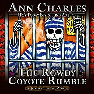The Rowdy Coyote Rumble Audiobook