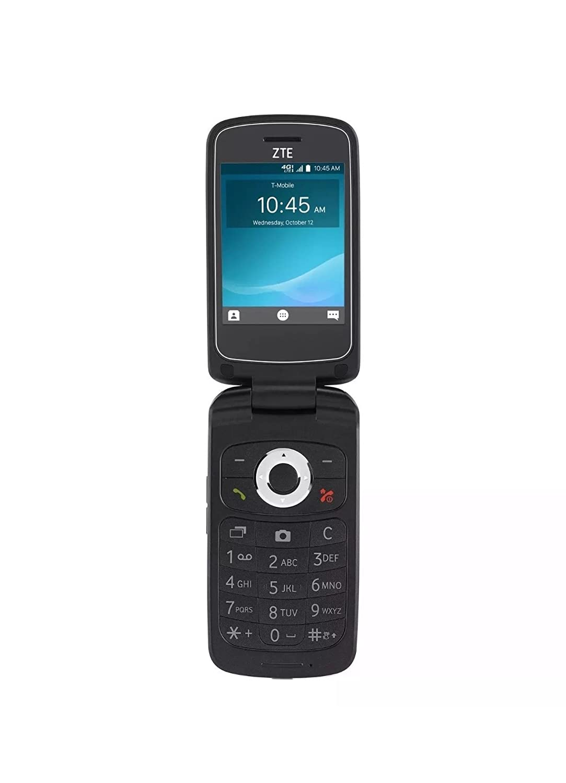 Amazon.com: ZTE Cymbal Z-320 Unlocked 4G LTE Phone: Cell Phones