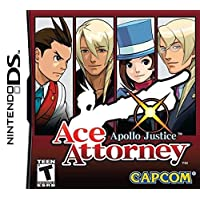 APOLLO JUSTICE ACE ATTORNEY - NDS