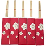 きくすい 国産 日本製 桧祝箸 梅