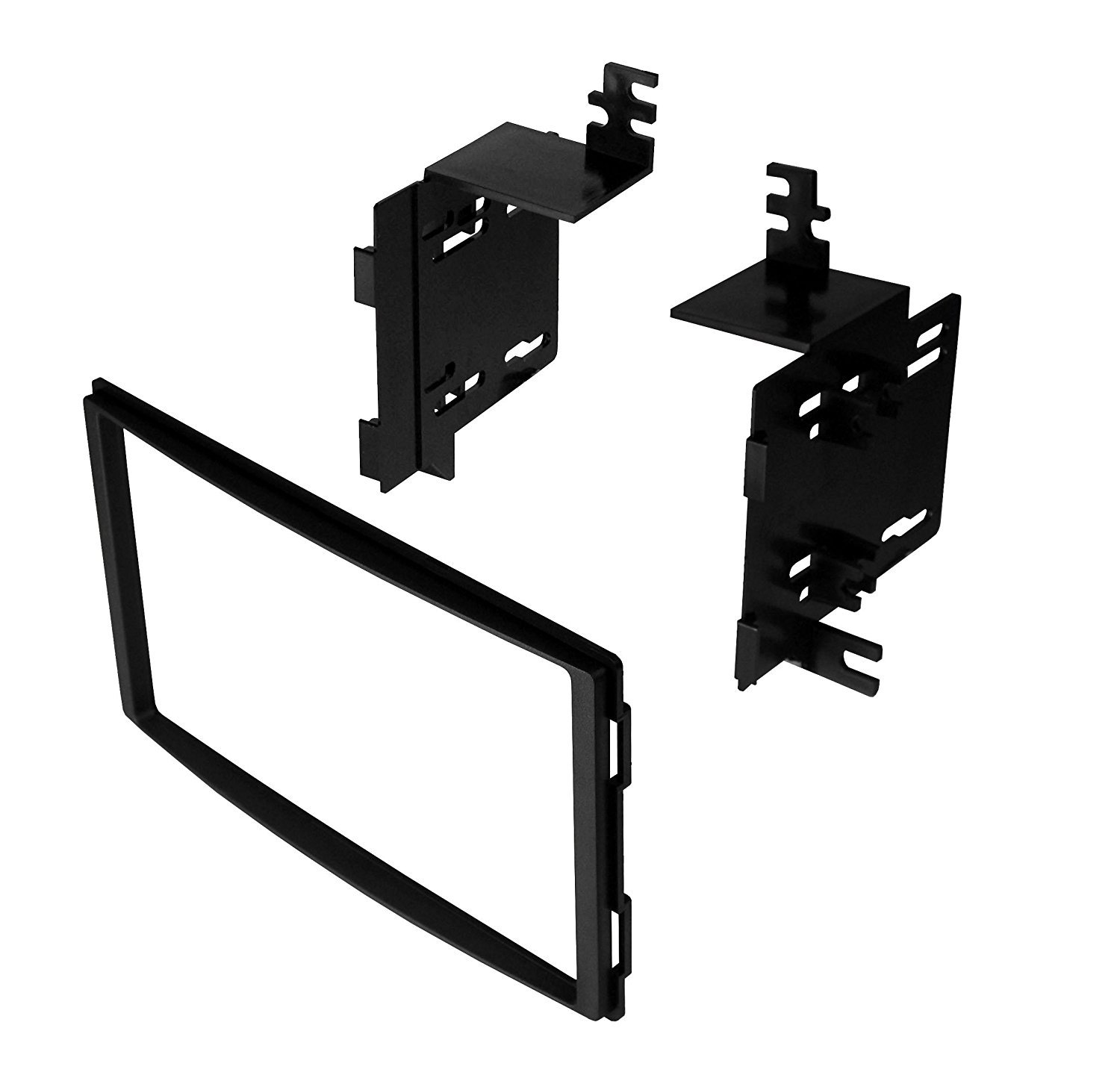 2006 2011 Hyundai Accent Double Din Dash Kit For Stereo Mp3 01 Wiring Diagram Installation Car Electronics