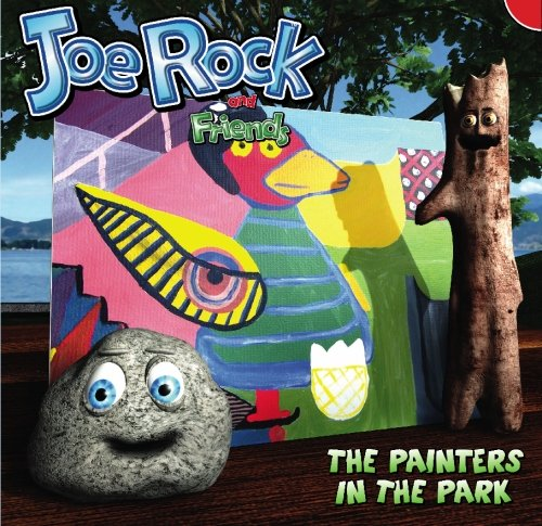 Read Online The Painters in the Park - English Level Three pdf