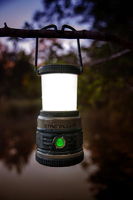 "Streamlight 44931 Siege Compact, Cordless, 7.25"" Alkaline Hand Lantern"