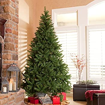 Amazon.com: Classic Pine Full Unlit Christmas Tree: Home & Kitchen