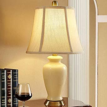 c lámpara de mesa dormitorio lámpara de mesa de noche: Amazon.es ...