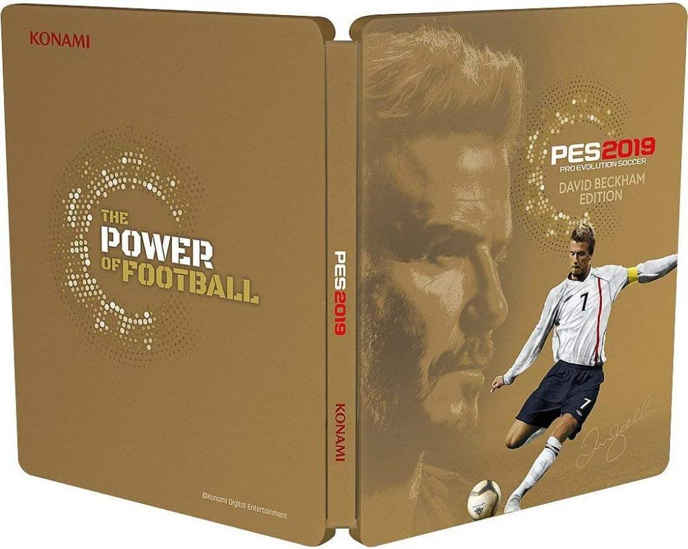 Pro Evolution Soccer 2019 (PES 2019) - PlayStation 4,David Beckham Edition: Amazon.es: Videojuegos