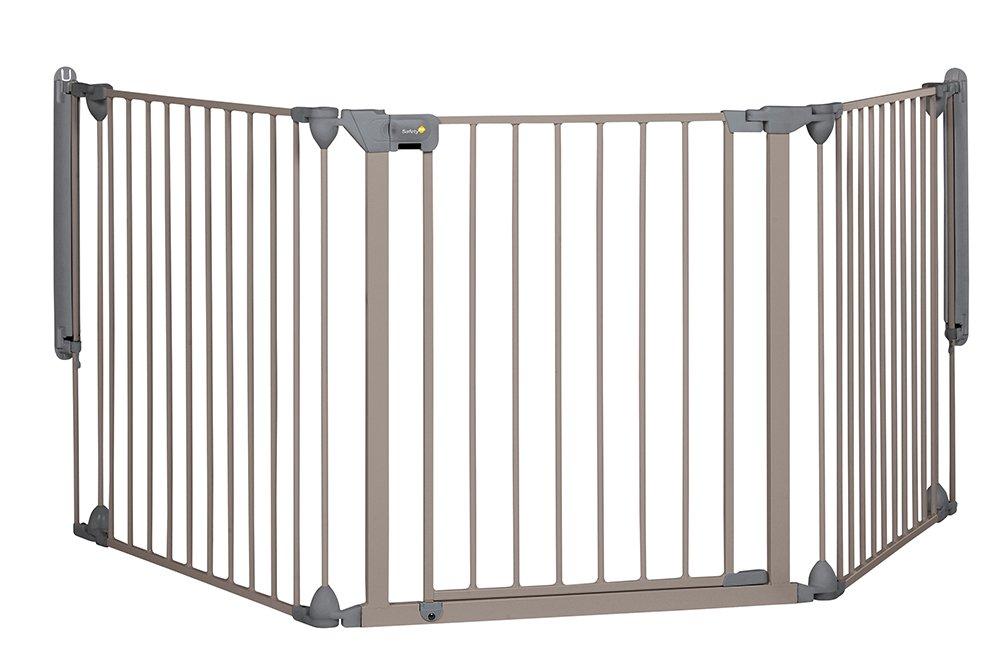 Safety 1st Barrière 242265803pièces Serviteur de cheminée et modulaire, ouverte pour zones résidentielles