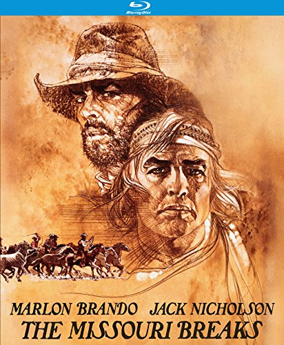 The Missouri Breaks [Blu-ray]