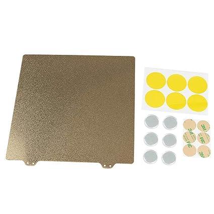 Ocamo - Accesorios para impresora 3D de doble cara, placa de acero ...