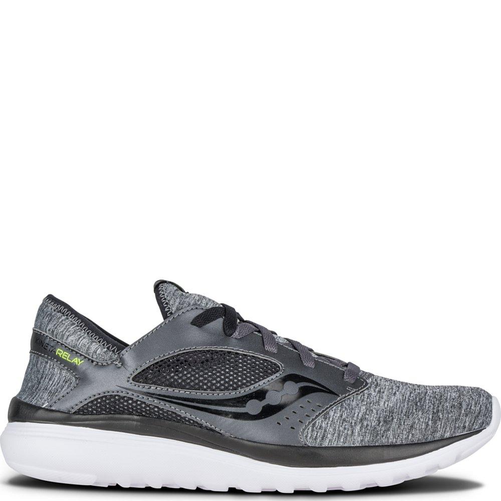 gris (Heatherouge   gris 10) Saucony Kineta Relay, Chaussures de Fitness Homme 42 EU