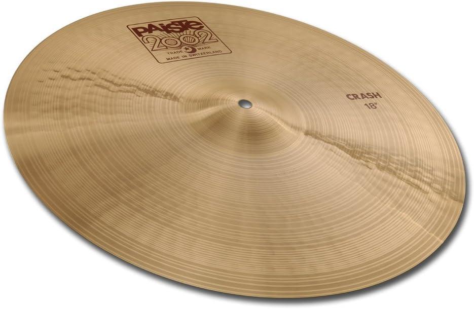 Paiste 2002 Classic Cymbal Crash 18-inch