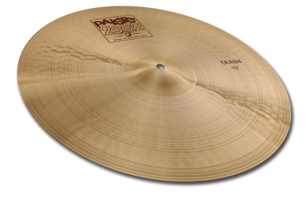 Paiste 2002 Classic Cymbal Crash 18-inch by Paiste