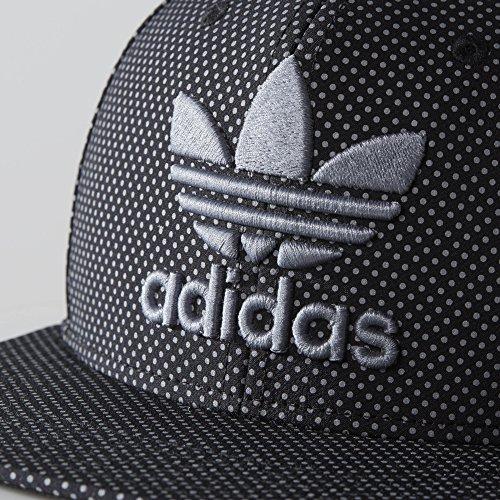 b8e904eae02 adidas Men s Originals Snapback Flat Brim Cap
