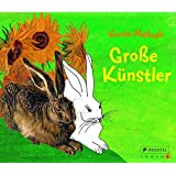 Kunst-Malbuch Große Künstler