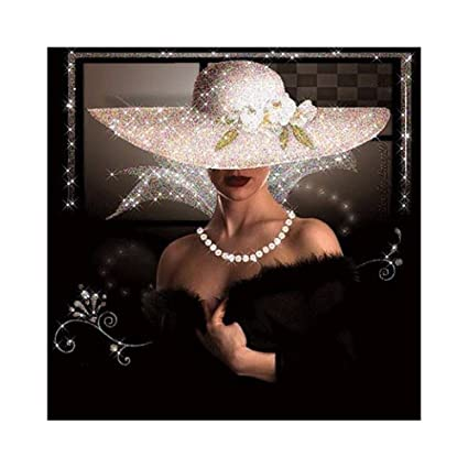 Demiawaking 5D DIY Diamond Painting Craft Kit Pittura Diamante da ...