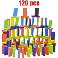 Shopoholic Imported Standard Wooden 12 Colors Set (Multicolour, 120 Pieces)