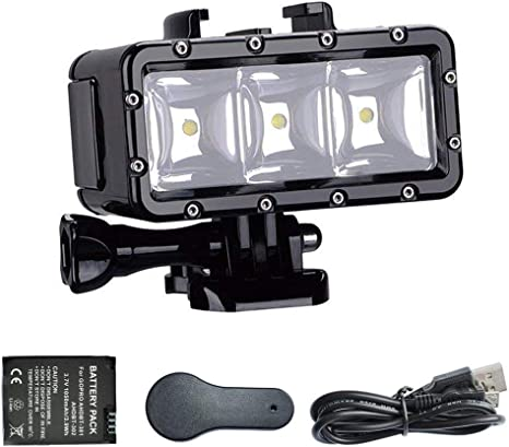 SupTig 30 M de Alta Potencia Impermeable Regulable LED luz de ...
