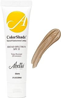 product image for Abella Skin Care ColorShade SPF 35 Ebony Tint