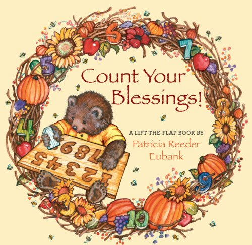 Download Count Your Blessings! (Lift-The-Flap Books (Sterling)) pdf epub