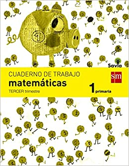 1 Primaria, 3 Trimestre. Savia - 9788467570373: Amazon.es: Mª José Martínez Pérez, Macus (Mari Cruz Romero Rodríguez): Libros