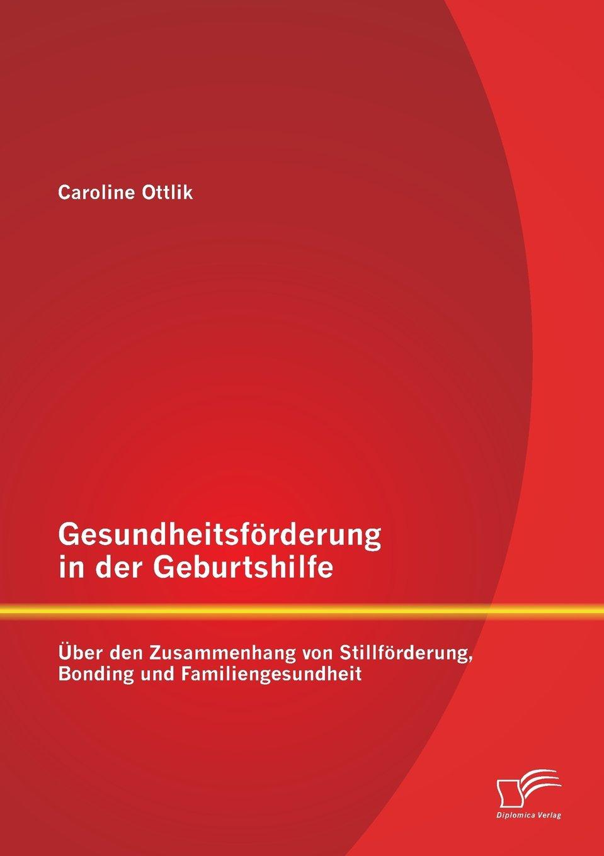 Gesundheitsförderung in der Geburtshilfe: Über den Zusammenhang von Stillförderung, Bonding und Familiengesundheit