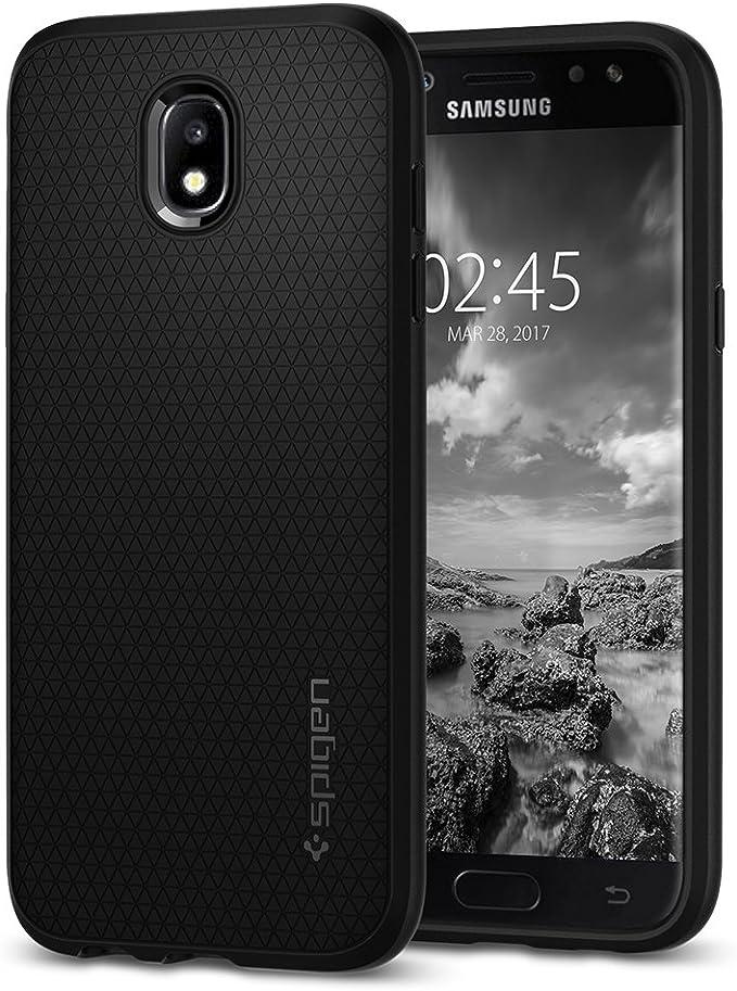 Spigen Funda Liquid Air Compatible con Samsung Galaxy J5 2017, Flexión Duradero y Diseño de Fácil Agarre: Amazon.es: Electrónica