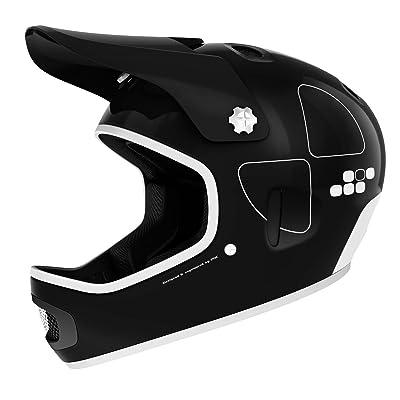 POC Cortex Flow - noir Tour de tête 53-55cm 2017 casque de vtt