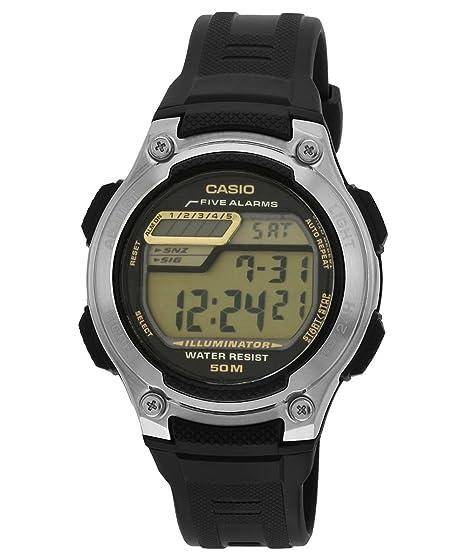 Casio W212H-9AV Hombres Relojes