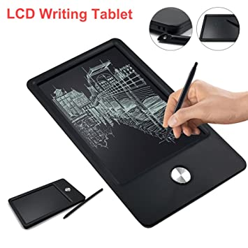 Samber Tablet de escritura gráfica LCD infantil Mini Tablet ...