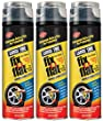 Fix-A-Flat S430 Aerosol Tire Inflator with Hose for Large Tires (20 oz) - 3 Pack