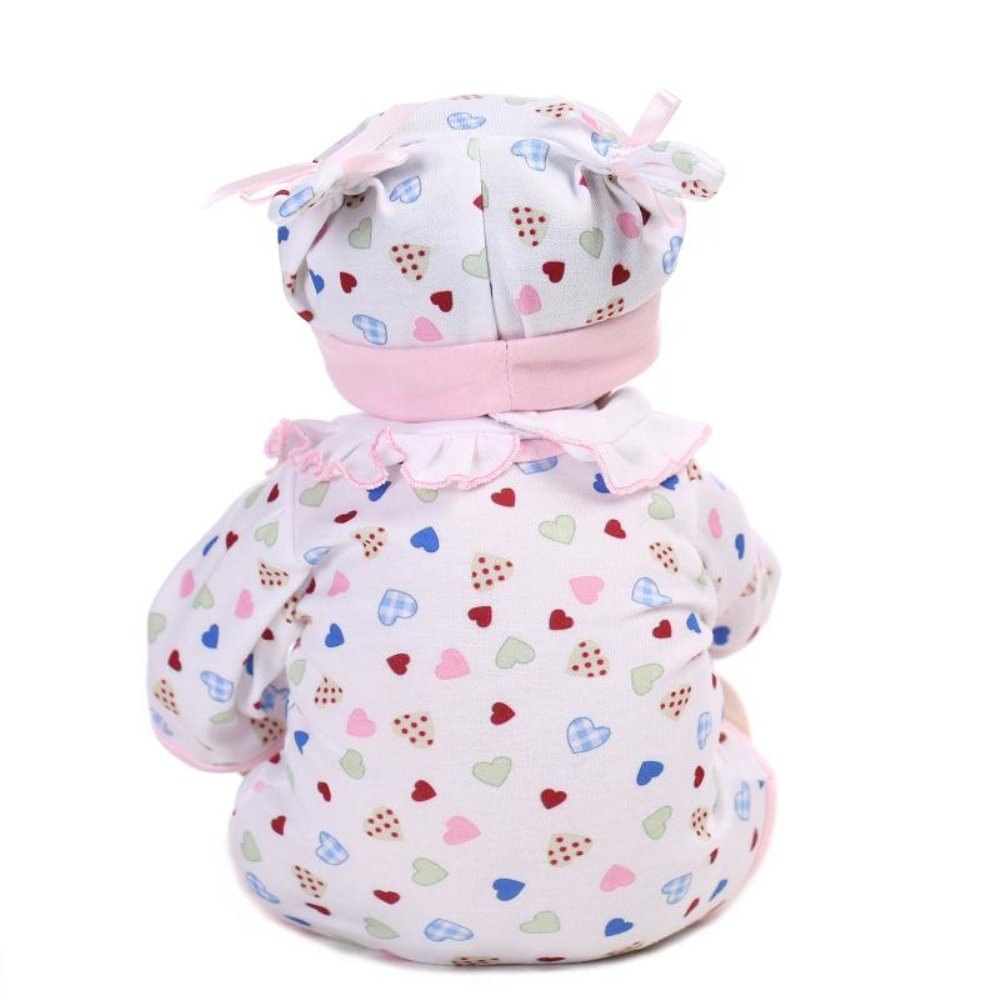 Amazon.com: Decdeal Reborn Baby Doll Girl Baby Bath Toy Silicone ...