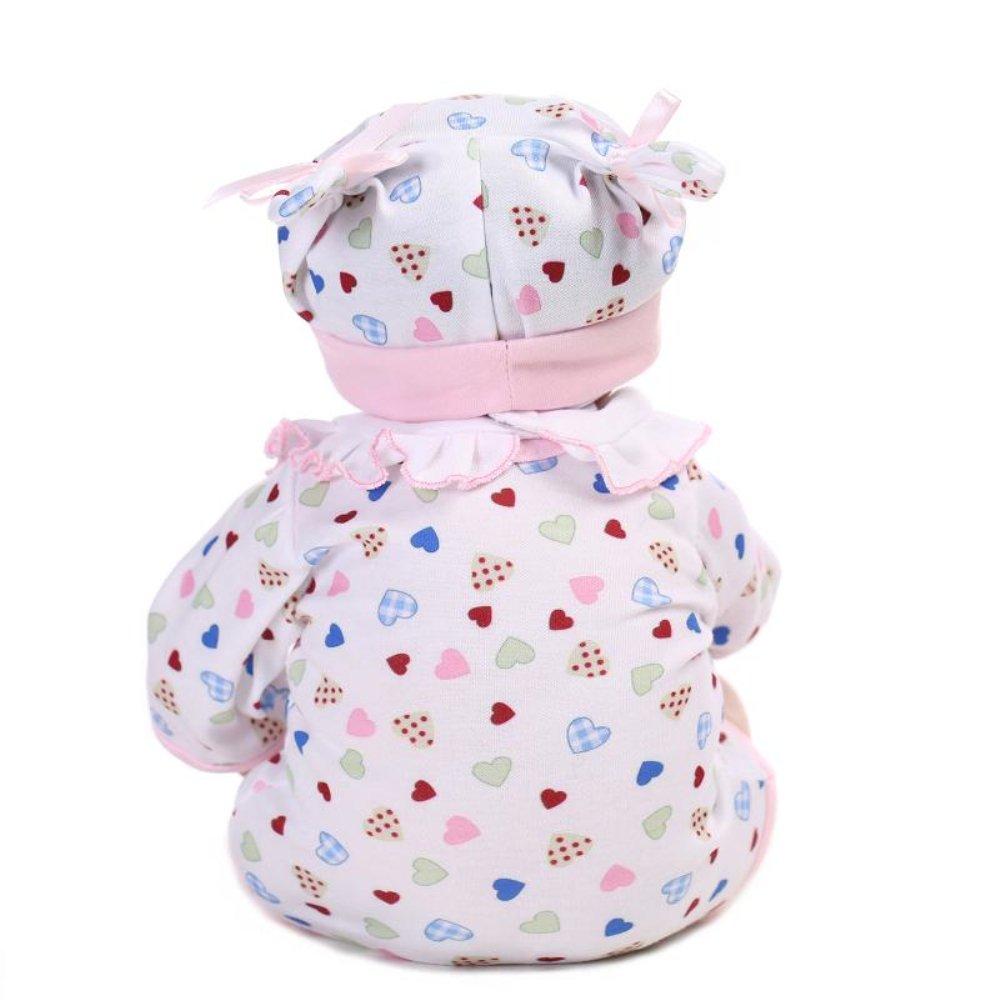 Amazon.com: Decdeal Reborn Baby Doll Girl Baby Bath Toy ...