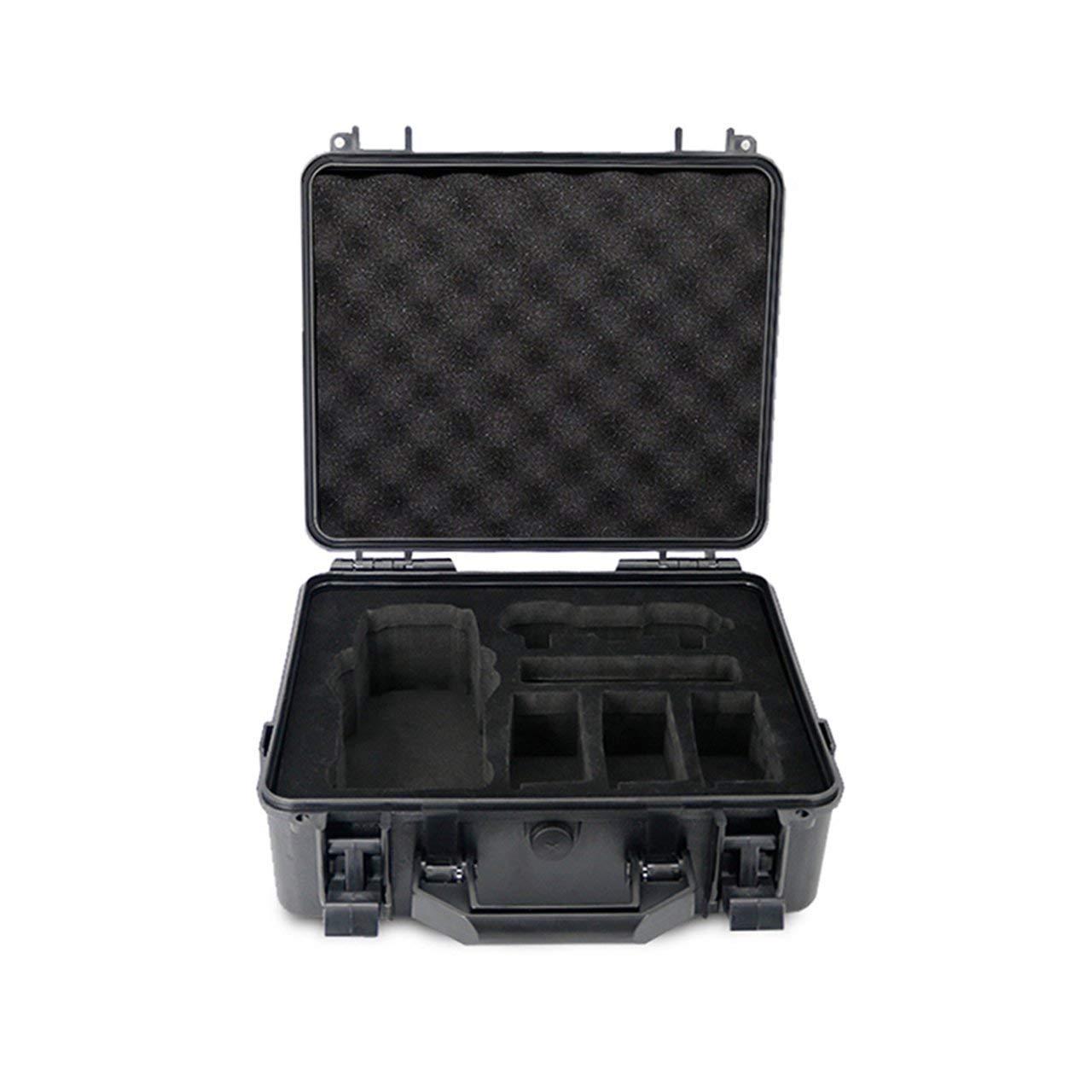 Jasnyfall Jasnyfall Jasnyfall Explosionsgeschützte Mavic 2 Pro Mavic 2 Zoom Box Bag High Capacity-Speicher-Fall Schwarz 6d4a53