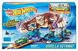 Hot Wheels Gorilla Getaway Track Set