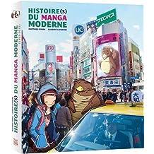 HISTOIRES DU MANGA MODERNE 1952-2012