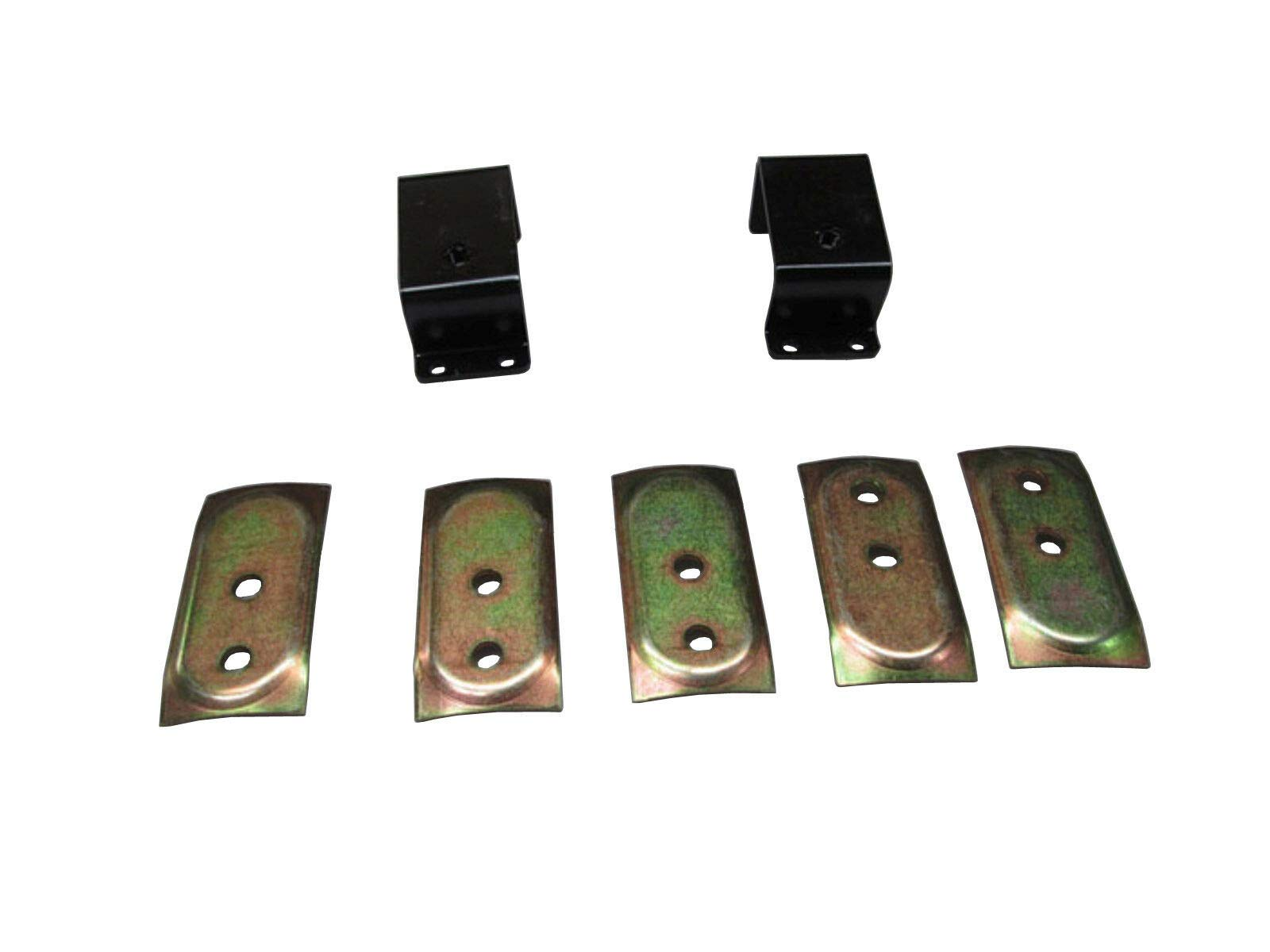 AUTO PARTS LAB Adnik 569850 Seat Adapter Mount Brackets Kit by AUTO PARTS LAB (Image #1)